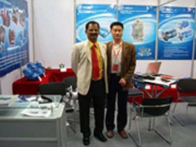 2012 PTC Shanghai Oct.29-Nov.1